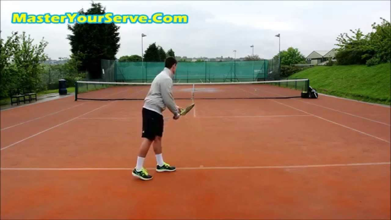 how to get a killer serve in tennis