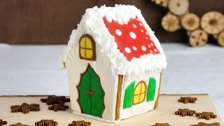 Gingerbread Bird House, Haniela's