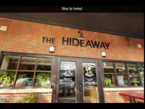 The Hideaway Stillwater Ok Restaurants