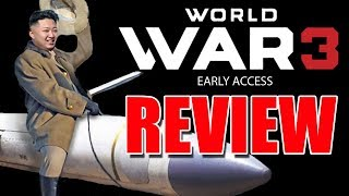 WORLD WAR 3 GAME REVIEW - WW3 Gameplay Early Access - Better than Battlefield?