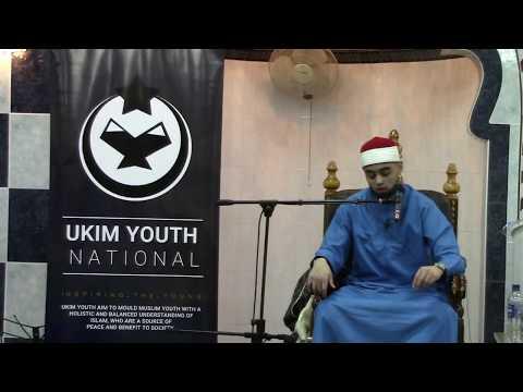 Qari Mohammed Ayyub Asif - UKIM Sparkbrook Masjid (Birmingham)