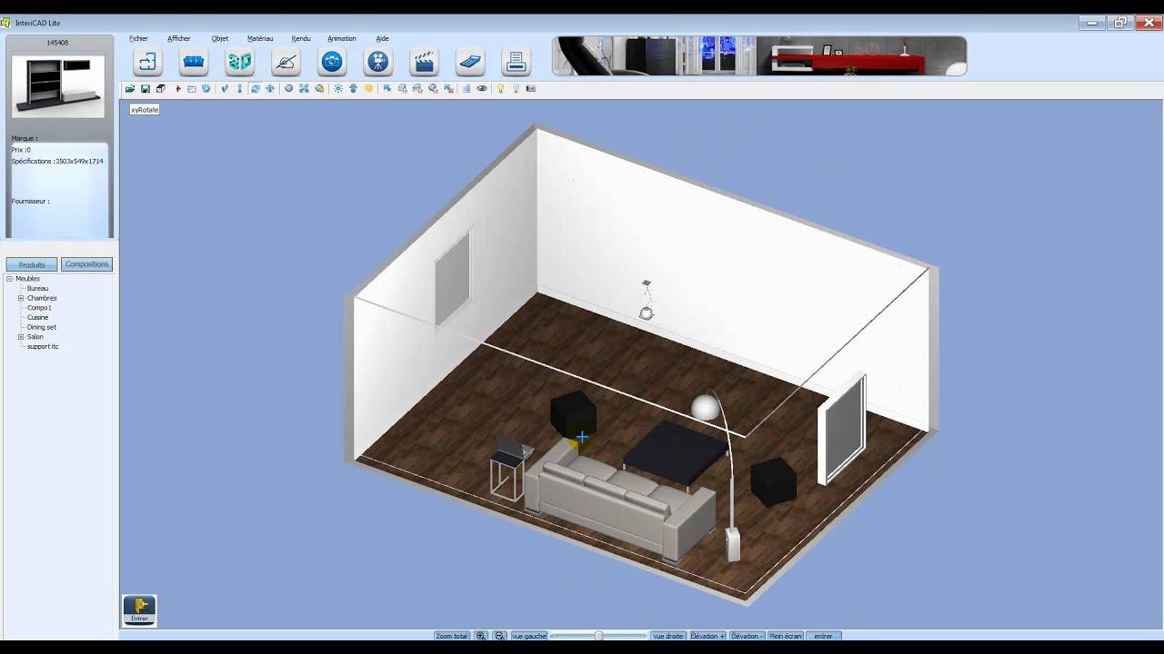 tutoriel cr er une pi ce vout e avec intericad lite doovi. Black Bedroom Furniture Sets. Home Design Ideas