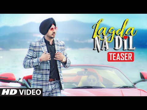 Song Teaser ► Lagda Na Dil | Gunjyot Singh | Releasing 24 September 2018