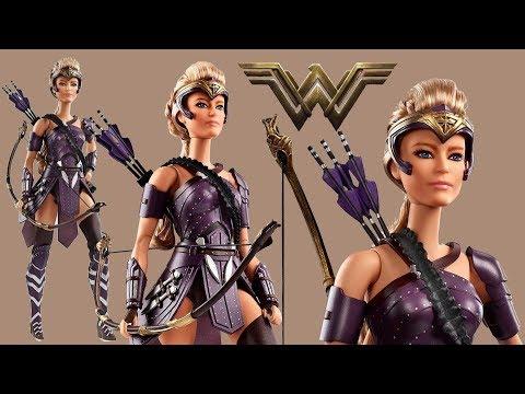 Barbie Antiona Wonder Woman Black Label Review