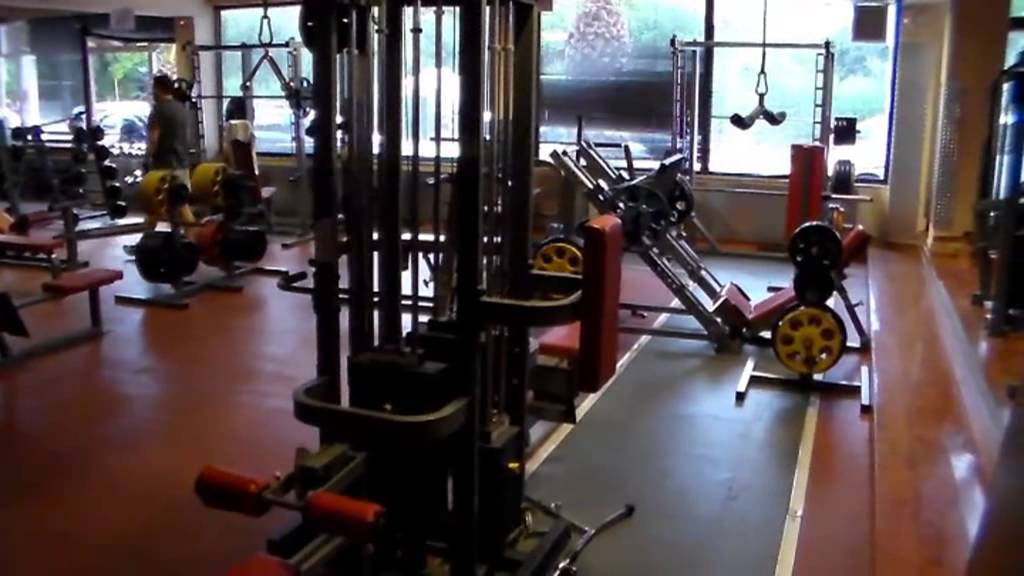 Hercules fitness club youtube for Gimnasio hercules