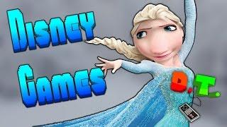 Disney Cringe: Video Game Edition