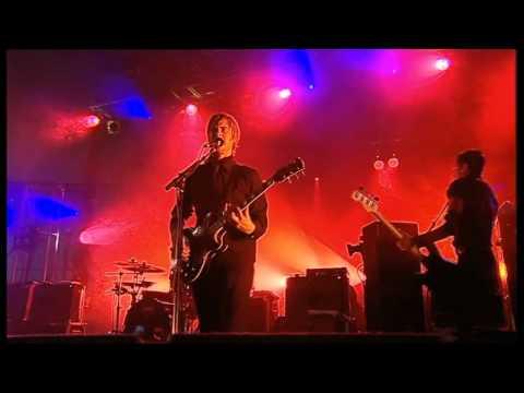 Interpol - Public Pervert [HD] (Live T in the Park 2005)