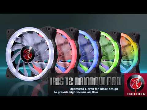 Raijintek IRIS 12 Blue