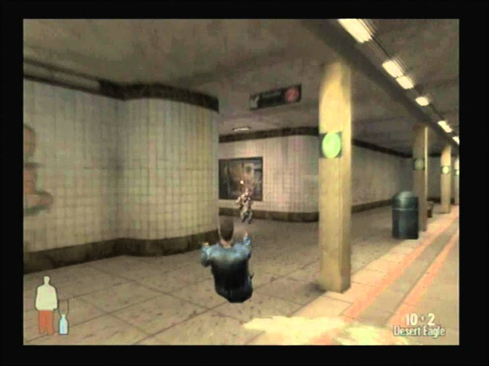 Max Payne Ps2 Gameplay Youtube