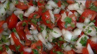Pico De Gallo Fresh Salsa Recipe ~ Noreen's Kitchen