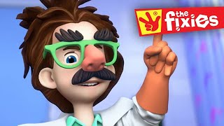 The Fixies ★ The Scientific Experiement  ★ Fixies English | Videos For Kids thumbnail
