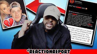 Eminem BANS Youtube Rapper!! #REACTIONREPORT Upchurch vs Katie Noell??