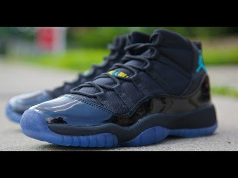 new product 1d63d 088fa Air Jordan Retro 11 Gamma Blue Review + On Feet
