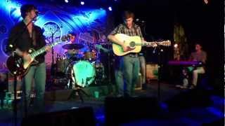 "John Wesley Satterfield and His Damn Fine Band - ""Goodbye Whiskey"""