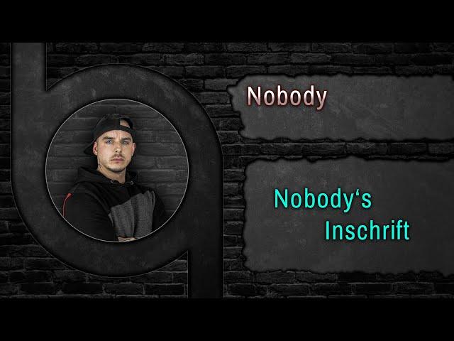 Nobody - Nobodys Inschrift [HQ Song] www.90Beats.de