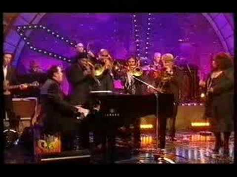 Ruby Turner and Jools Holland : TV Clip -