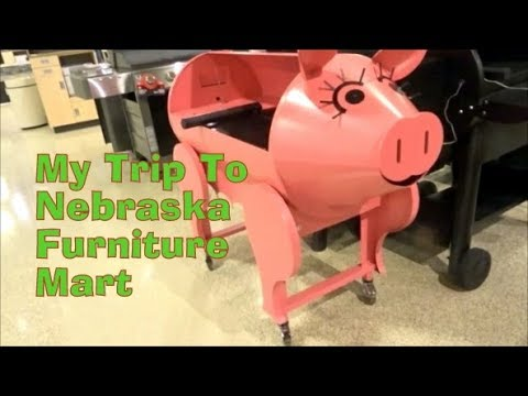 My Trip To Nebraska Furniture Mart