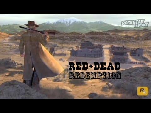 DÉMO TECHNIQUE RED DEAD REDEMPTION (PS2 - E3 2005)