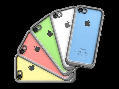 lifeproof iphone 5c case iphone 5c lifeproof fre review unboxing 15629
