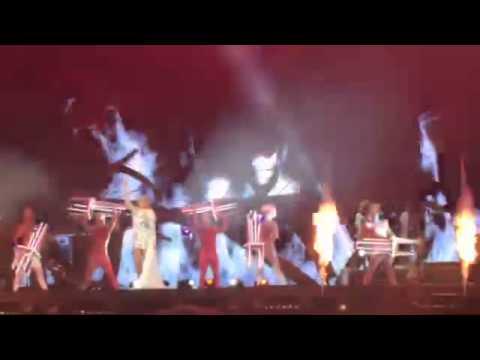 Helene Fischer Live Im Dynamo Stadion Dresden 07072015 Youtube