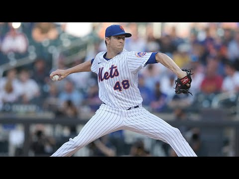Jacob deGrom Leaves Start Early With Shoulder Soreness