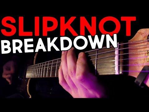 TOP 10 SLIPKNOT BREAKDOWNS