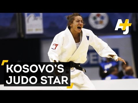 The Story Behind Kosovo's First Olympic Gold