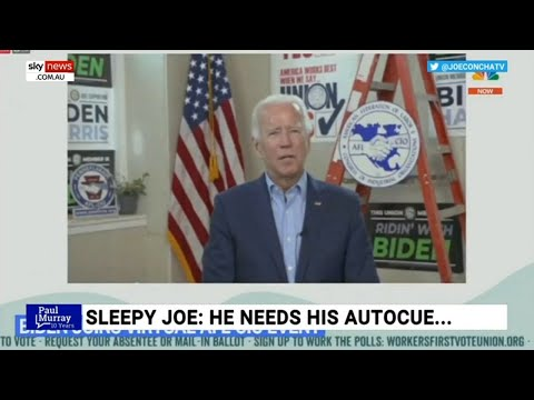 This is what happens 'when Joe Biden has to think for himself'