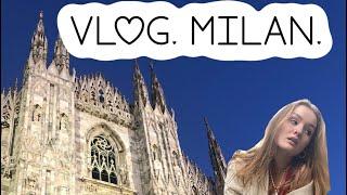 Влог из Милана Кладбище ночью шоппинг и кража моего канала