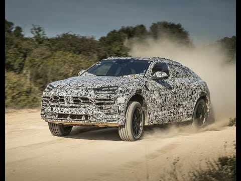 New 2018 Lamborghini Urus - Fastest SUV Perhaps? - CarBest