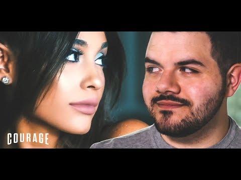 Ariana Grande and I made a music video...