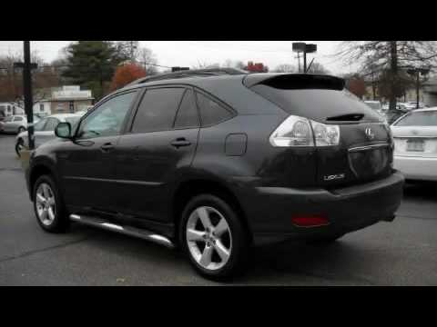 used 2004 lexus rx 330 marrepequa ny youtube. Black Bedroom Furniture Sets. Home Design Ideas