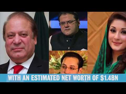 Wealth of Prime Minister of Pakistan, Nawas Shariff