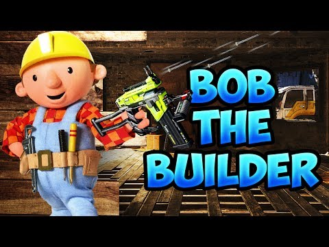 BO3 SnD - Bob the Builder with his Trusty Nail Gun