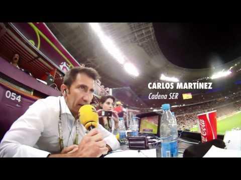 Así vivieron las radios los penaltis del España Portugal