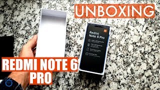 Redmi Note 6 Pro: UNBOXING | SPECIFICATIONS | GIVEAWAY!