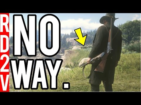 Rockstar Secretly DOWNGRADING Red Dead Redemption 2 Graphics thumbnail
