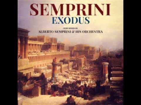 "Alberto Semprini -  Exodus ""Main Theme"""