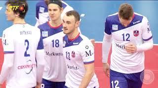 Volleyball 1.Bundesliga - TV Rottenburg vs. United Volleys Rhein Main (Frankfurt) - Mehr Beiträge zur Volleyball Bundesliga auf Sporttotal.tv