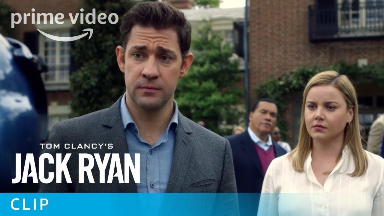 Download Tom Clancy's Jack Ryan - Clip: Garden Party | Prime Video