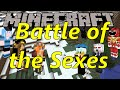 Minecraft UHC Battle of the Sexes Round 1 Finale