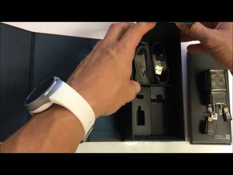 Unboxing Review of the Samsung Galaxy S8
