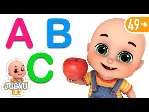 Fruits Name  - Kids Learning - Learn English words ( spelling) for kids by Jugnu Kids