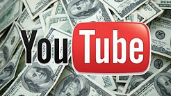 Cuanto dinero paga YouTube por país?