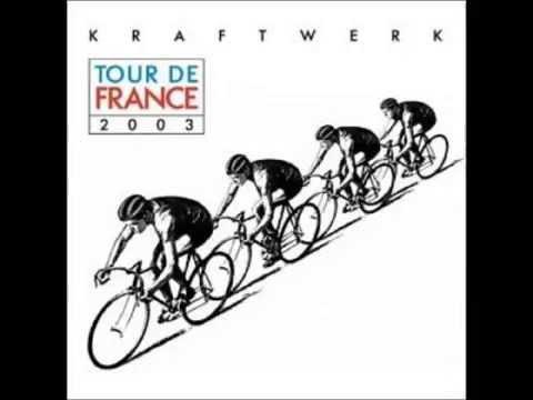 Kraftwerk Tour De France 2003 Cd Maxi Single 2003 Youtube