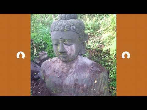 Excavating a large lavastone Antique Buddha Statue in Java, Indonesia | Antique Buddha Statues