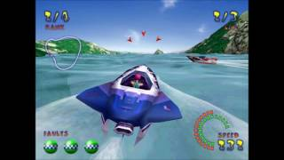 Jetboat Superchamps 2 - HD Soundtrack - Pacific Track