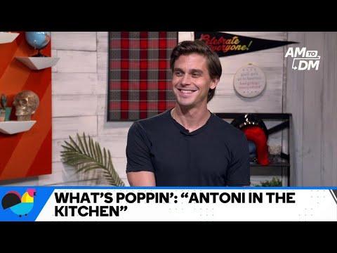 Antoni Porowski Explains How The Jonathan Van Ness Dating Rumors Started