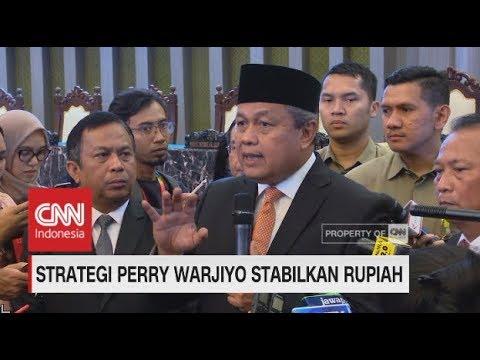Strategi Perry Warjiyo Stabilkan Rupiah