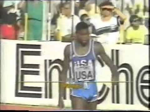 IAAF World Championships Rome 1987 4x100m Relay Men Final